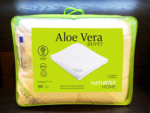Exclusively at Sealy: Naturtex Aloe Verа Хөнжил