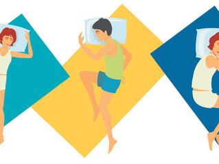 Таны унтах дуртай байрлал таны талаар юуг хэлэх вэ?