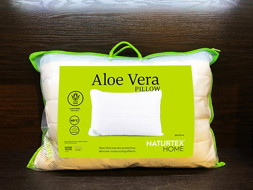 Exclusively at Sealy: Naturtex Aloe Vera Pillow