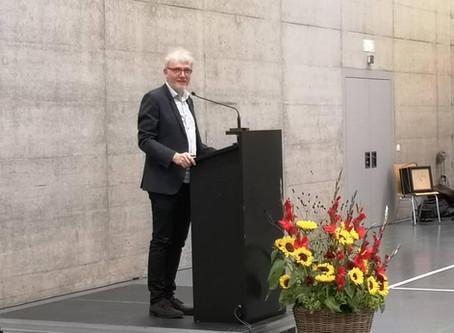 Verabschiedung von Jörg Stalder