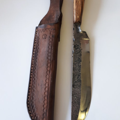 Brute blade  with the integral guard