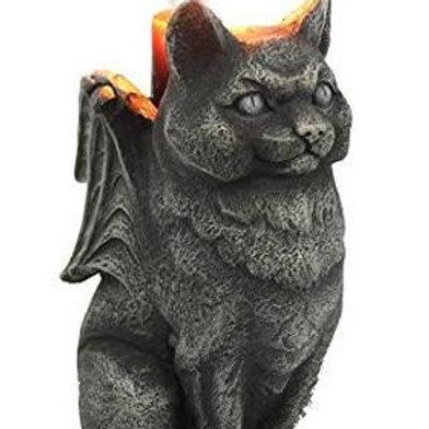 Ferocious Feline Gargoyle