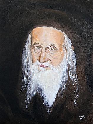 """The Satmar Rebbe zt""""l"""