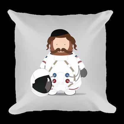 Astronaut Rebbe Pillow