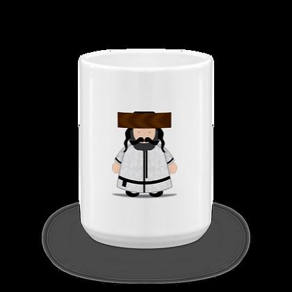 Shabbos Rebbe Mug