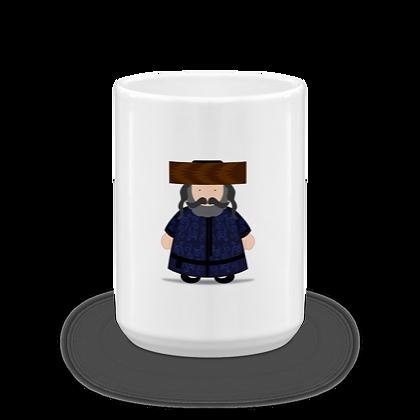 Weekday Rebbe Mug