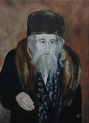 "The Ribnitzer Rebbe zt""l"