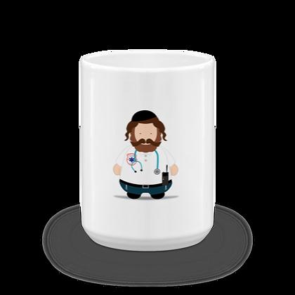 Hatzalah Rebbe Mug