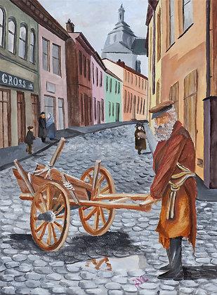 A Porter in Krakow