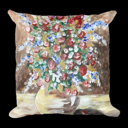 Flower Burst Pillow