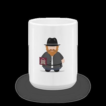 Shaliach Rebbe Mug