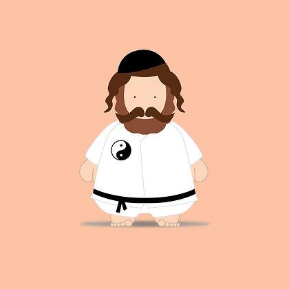 Karate Rebbe