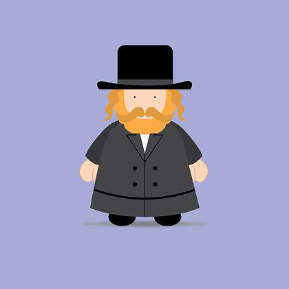 Chasid Rebbe