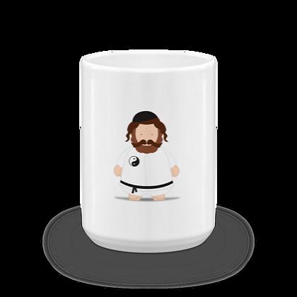 Karate Rebbe Mug