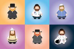 Shticker Rebbes