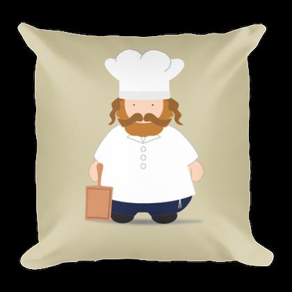 Baker Rebbe Pillow