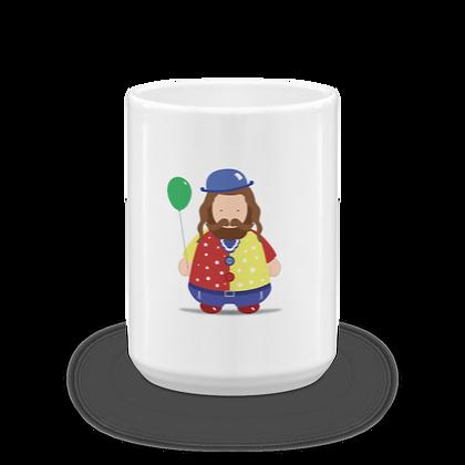 Clown Rebbe Mug
