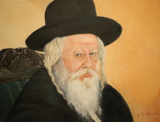 Rebbe of Gur