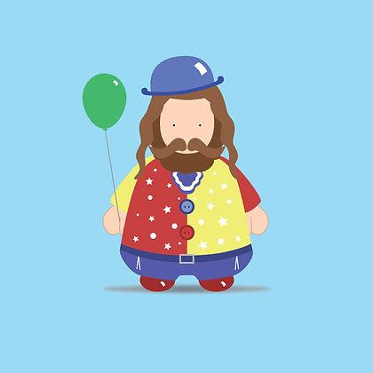 Clown Rebbe