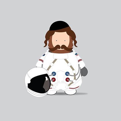 Astronaut Rebbe