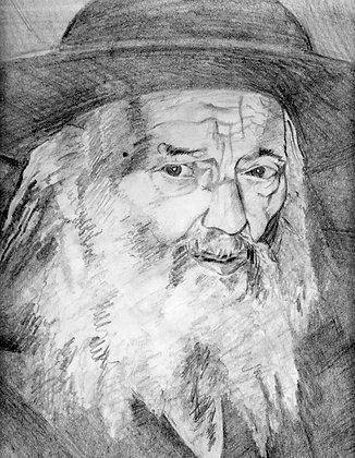"""Pupa Rebbe Zt""""l"""