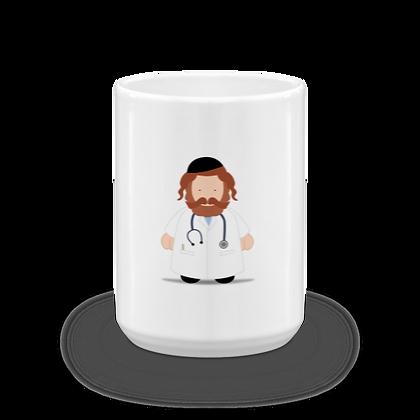 Doctor Rebbe Mug