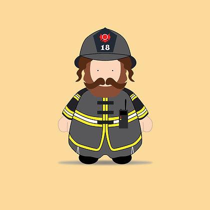 Fireman Rebbe