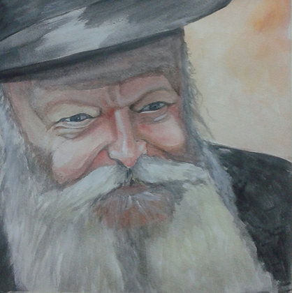 The Rebbe's Smile