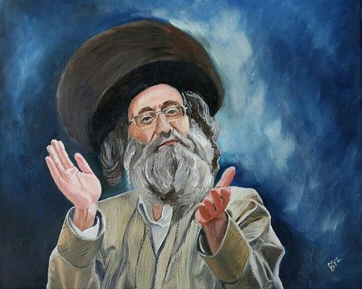 Reb Elimelech Biderman Shlita