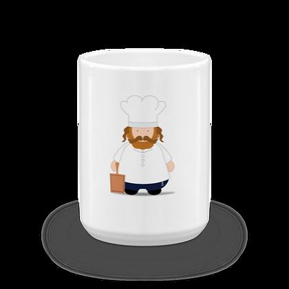 Baker Rebbe Mug