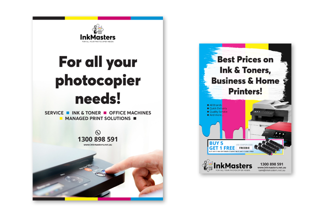Ink Masters - AU