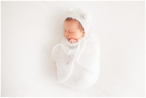 Séance nouveau-né Antoine, 10 jours