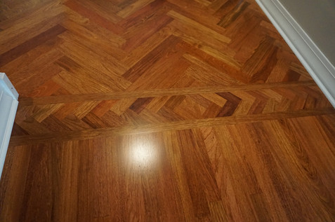 Custom Hardwood Patterns