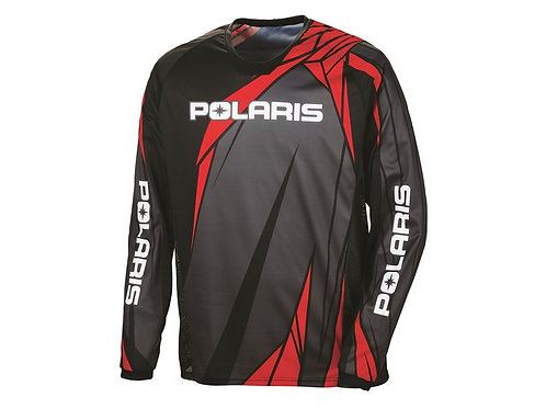 Off-Road Riding Jersey- Red