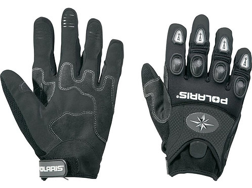 Youth Sonic Gloves- Black
