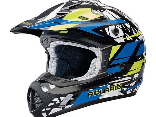 Tenacity Helmet- Blue Gloss