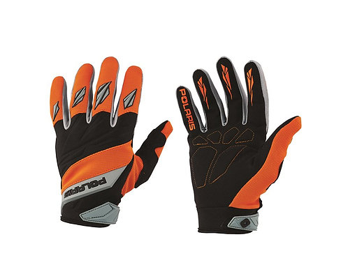 Off-Road Riding Gloves- Orange
