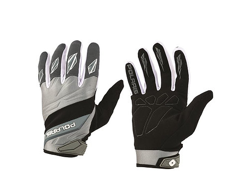 Off-Road Riding Gloves- Grey