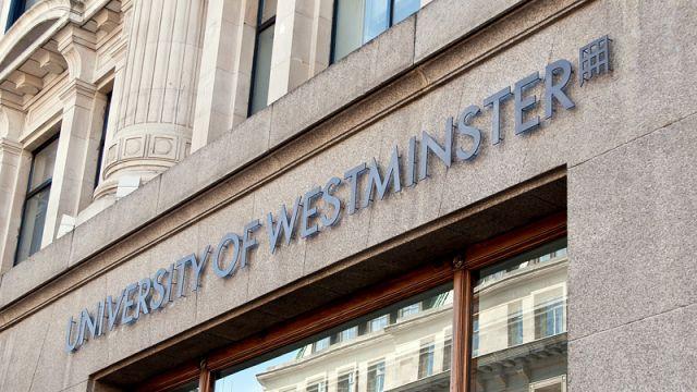 Du học Anh: Học bổng toàn phần tại đại học Westminster, United Kingdom
