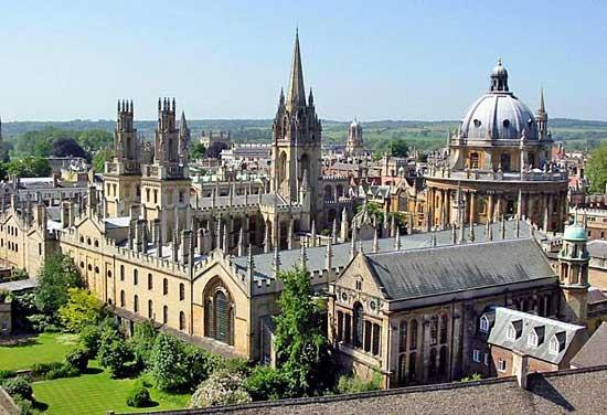 Du học Anh: Học bổng Oxford-Weidenfeld and Hoffmann tại đại học Oxford, UK