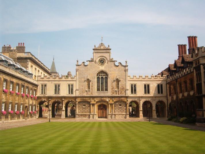 Du học Anh: Học Bổng quốc tế Cambridge tại đại học Cambridge, UK