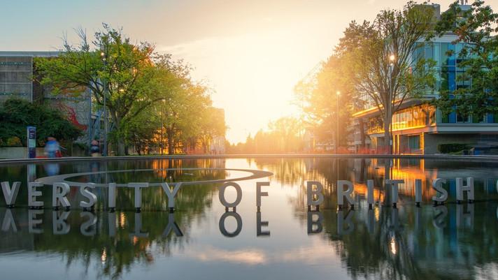 Du học Canada: Học bổng UBC cho sinh viên quốc tế tại đại học British Columbia, Canada