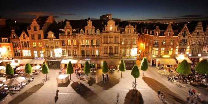 Du học Bỉ: Học bổng các ngành khoa học Leuven học tại trường đại học Katholieke Universiteit Leuven