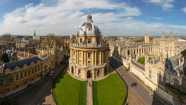 Du học Anh: Học bổng Rhodes tại đại học Oxford, United Kingdom