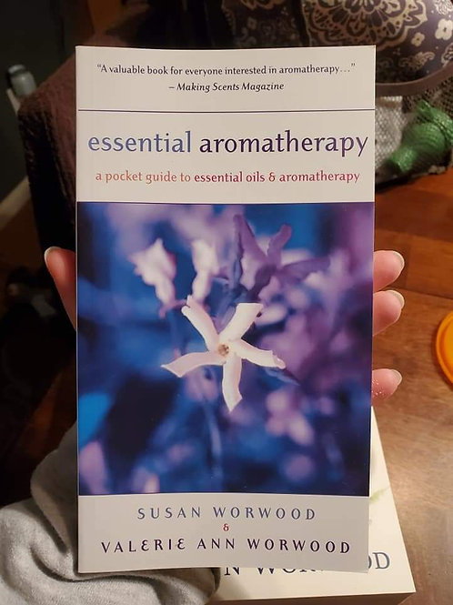 Essential Aromatherapy Pocket Guide