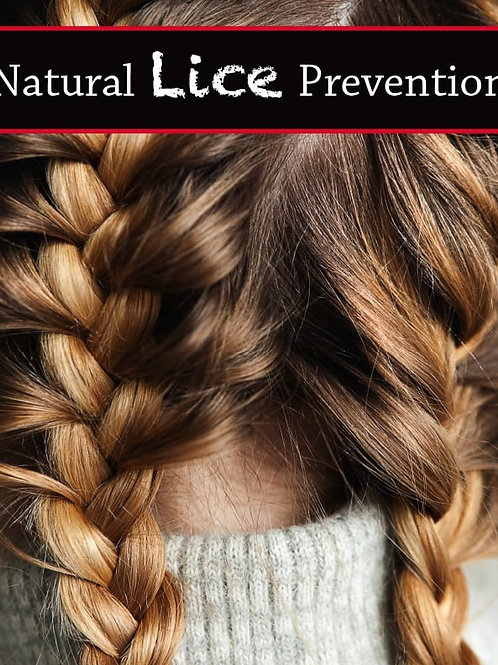 Lice Prevention Shampoo