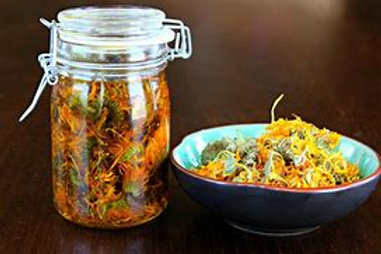 Calendula Herbal Infusion