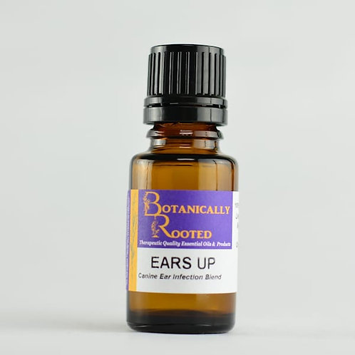 Ears Up (Ear Infection)  - 15ml