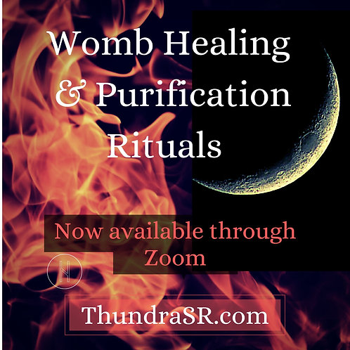 Womb Healing and Purification