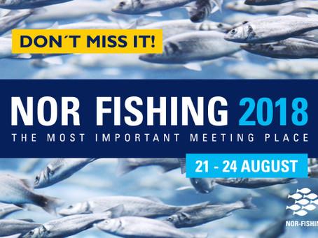 Meet us at Nor-Fishing